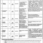 Primary and Secondary Healthcare Department NTS Jobs 2020 Application form Roll No Slip