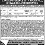 Deputy Commissioner Upper Dir NTS jobs 2020 Application form
