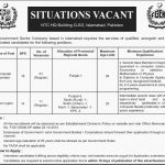PSO NTS Jobs 2020 Application Form Roll No Slip