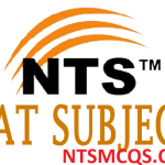 Graduate Assessment Test GAT Subject 2020-III NTS Test Roll No Slip