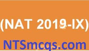 National Aptitude Test NAT 2019-IX Online Registration Roll No Slip Download