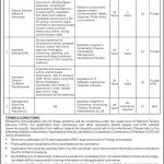 Competition Commission Pakistan NTS Jobs 2020 Application Form