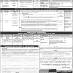Latest Advertisement No 28/2020 PPSC Jobs Apply online