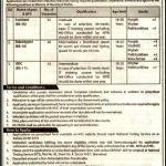 Ministry of Housing & Works NTS Jobs 2020 Application Form