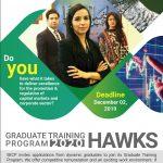 Graduate Training Program SECP 2020 OTS Application Form