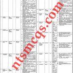 Population Welfare Department Punjab NTS Roll No Slip