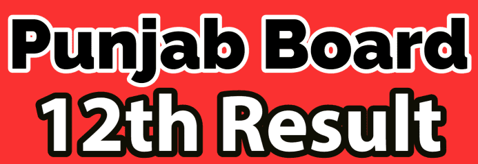 12 Class Result 2021 Punjab Boards Check Online