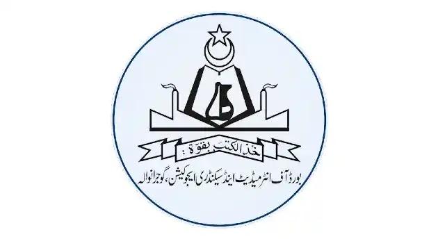 BISE Gujranwala Roll No Slip 2021 FA FSC ICS Download Online